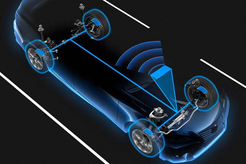 Глаз даглаз: система безопасности Lexus Safety System +