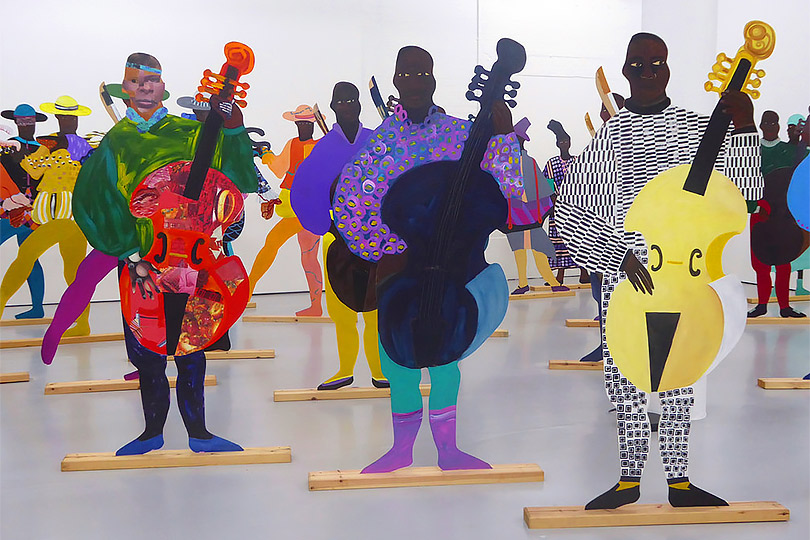 Премию Тернера завоевала 63-летняя художница изТанзании Любаина Химид
