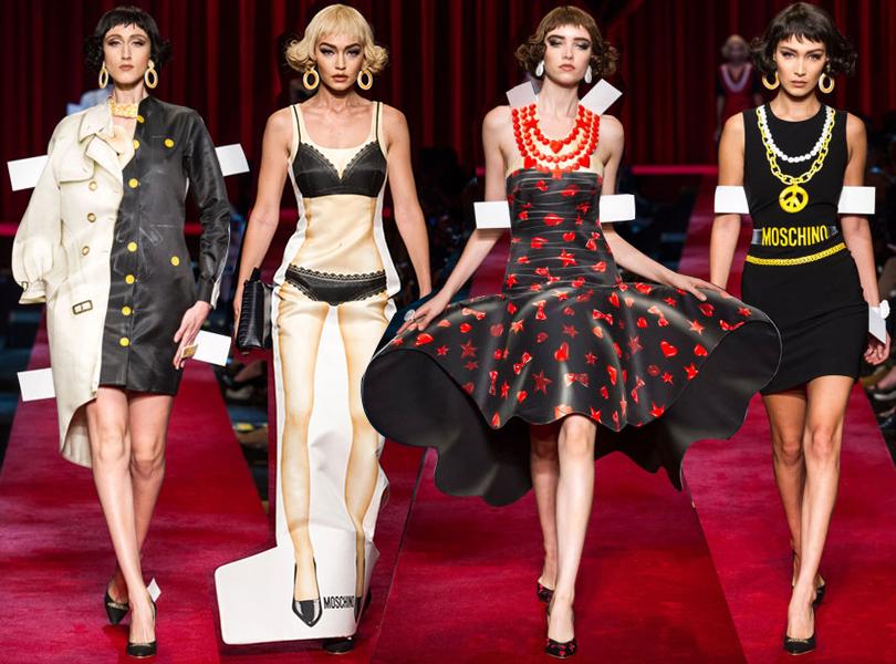 Style Notes: итоги и лучшие моменты Недели моды в Милане. Prada. Dolce &Gabbana