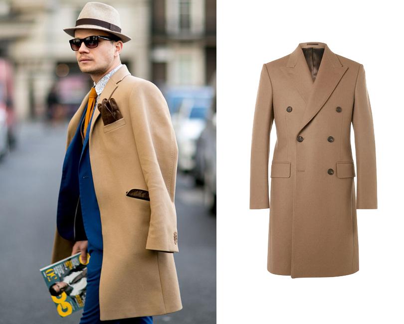 Men inStyle: как носить самые актуальные пальто весеннего сезона. Пальто Kingsman