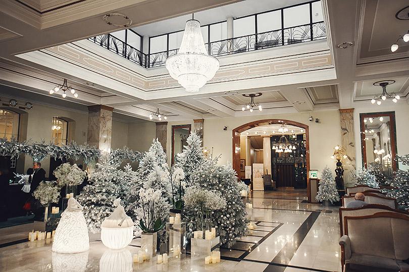 Где отмечать Новый год: «Бал принцессы Монако» в«Метрополе»