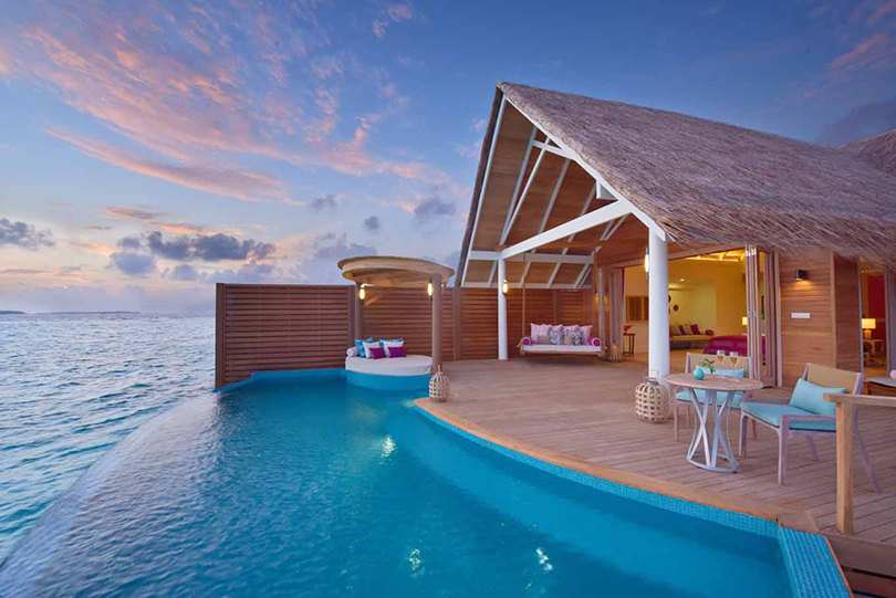 Идея на каникулы: безмятежный отдых на Мальдивах в новом бутик-отеле Milaidhoo Island Maldives