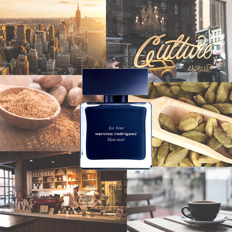АромаШопинг: волшебство Нью-Йорка вароматах Rodriguez For Her иNarciso Rodriguez For Him Bleu Noir