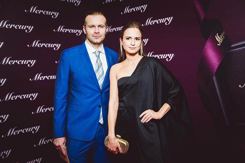 Вручение премии «Золотой орел»— 2018. Клим Шипенко и Соня Карпунина