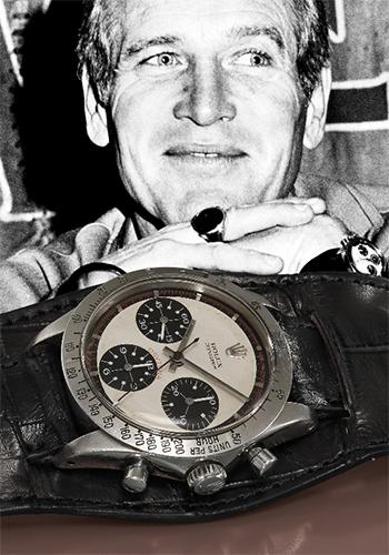 Watches &People сСергеем Серебряковым: часы Rolex Пола Ньюмана проданы за17миллионов долларов