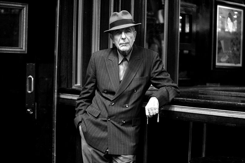 RIP: ушел из жизни легендарный канадский исполнитель Леонард Коэн