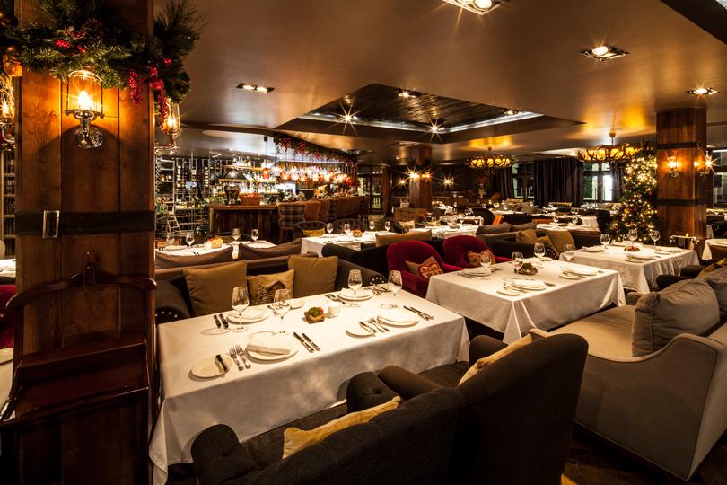 Лучшие рестораны Сочи: Red Fox