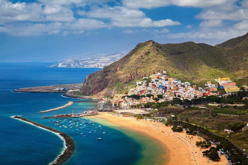 Куда поехать зимой: Тенерифе — лето круглый год