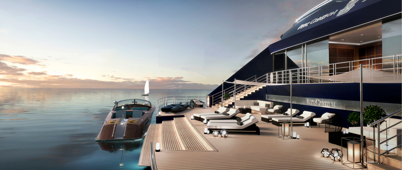 Ritz Carlton запускает сервис эксклюзивных путешествий на яхте