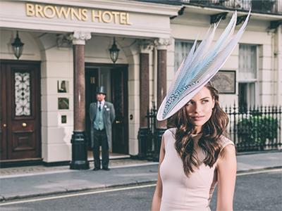 Лондон: Brown's Hotel