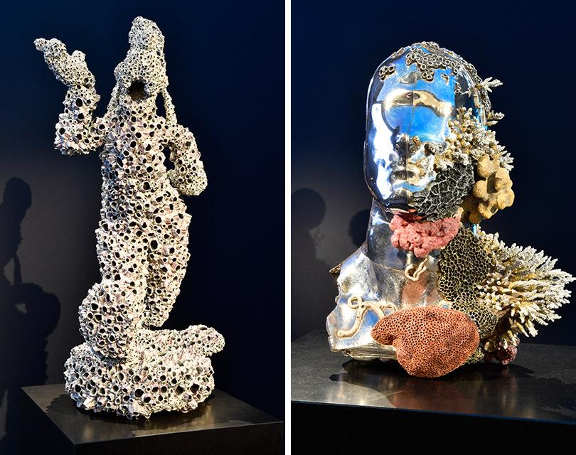 SIHH-2018: Ulysse Nardin— одно изсокровищ в«морской бездне» Демиена Херста