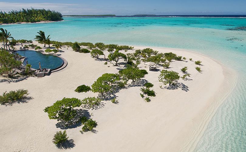 Brando Hotel, Французская Полинезия