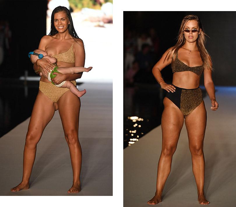 Ultra all inclusive: кормящая мать, паралимпиец имодели plus-size нашоу Sports Illustrated Swimsuit