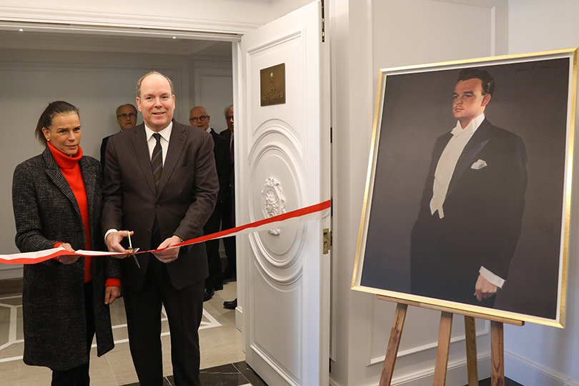 Куда поехать на 14 февраля: сьют в память о князе Ренье III в обновленном Hôtel de Paris Monte-Carlo