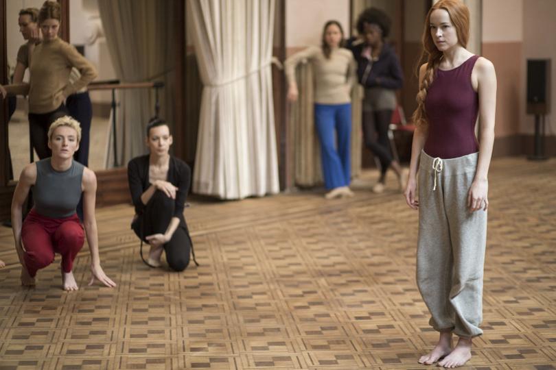 Кино недели: «Суспирия» Луки Гуаданьино