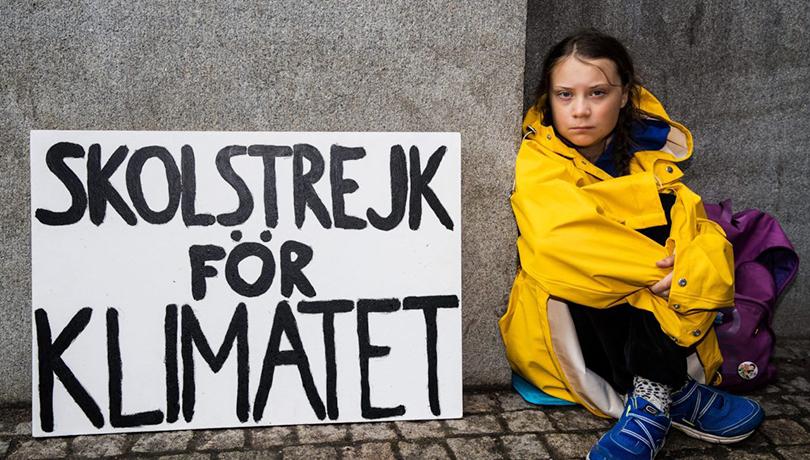 16-летняя шведская школьница выдвинута на Нобелевскую премию мира