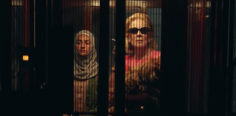Изабель Юппер, Аарон Экхарт и другие звезды в трейлере сериала «Романовы»
