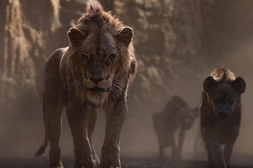 Акуна Матата! В сети появился трейлер ремейка «Короля Льва»