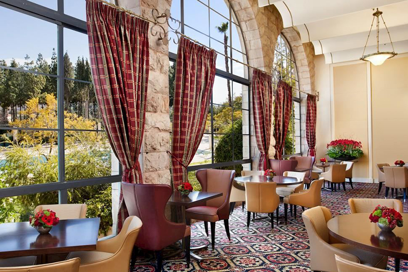 Кто рано встает: выбираем завтрак в отелях The Leading Hotels of the World. Отель The King David, Иерусалим