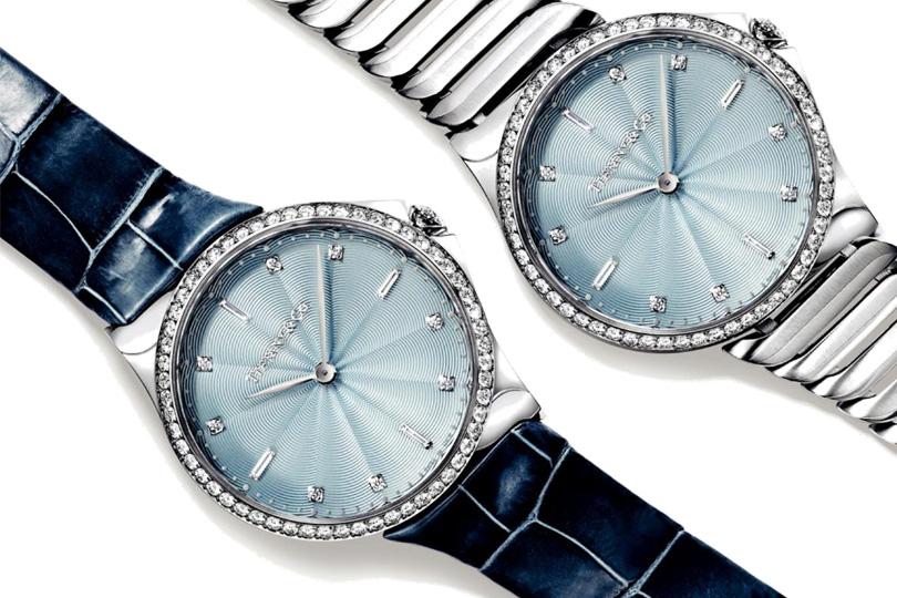 Новая коллекция часов Tiffany Metro