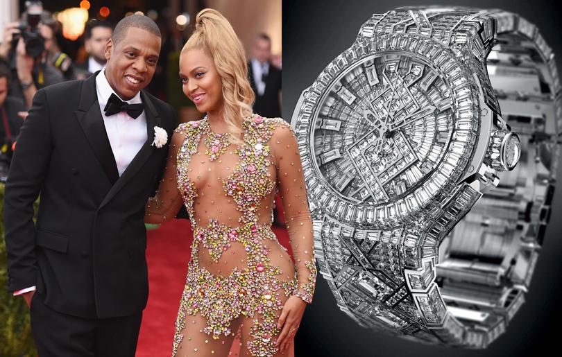 Самые богатые мужчины и их часы. Джей-Зи и Hublot