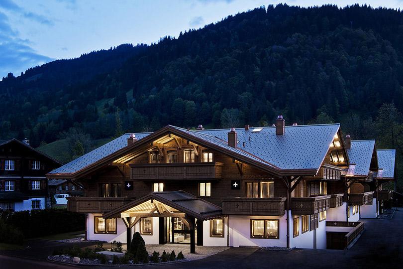 Чувственный маршрут: куда уехать наДень святого Валентина. Ultima Gstaad, Гштаад, Швейцария