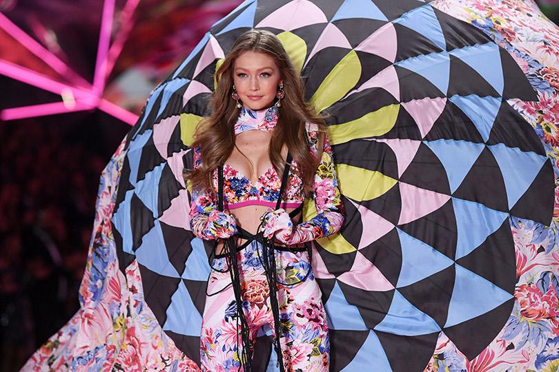 Как прошло шоу Victoria's Secret 2018: все самое интересное о главном показе осени. Джиджи Хадид