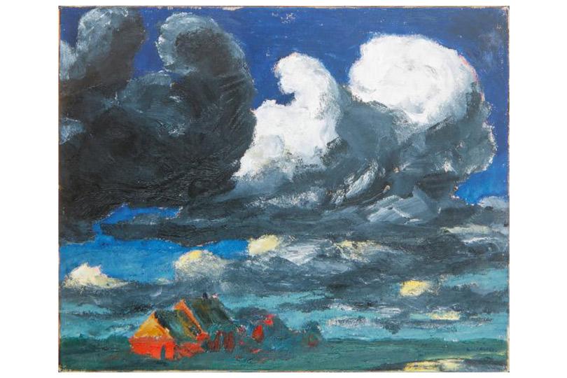 «Эмиль Нольде. Цвет как жизнь» Шотландская национальная галерея современного искусства, Эдинбург, Великобритания До21октября