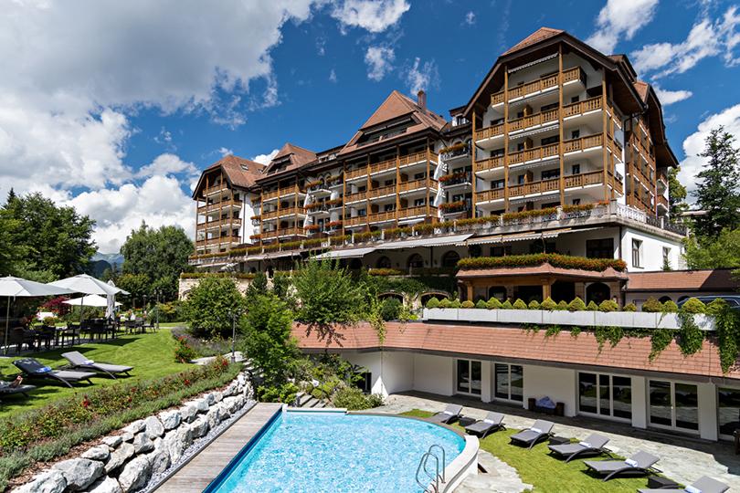 #postatravelnotes Куда поехать летом: wellness-уикенд от Chiva-Som в швейцарском отеле Park Gstaad