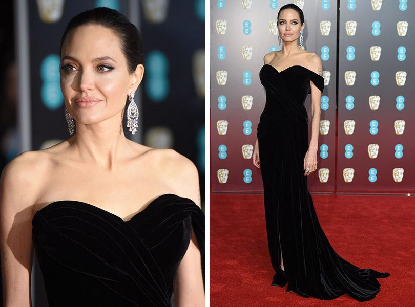 Анджелина Джоли (вRalph &Russo)