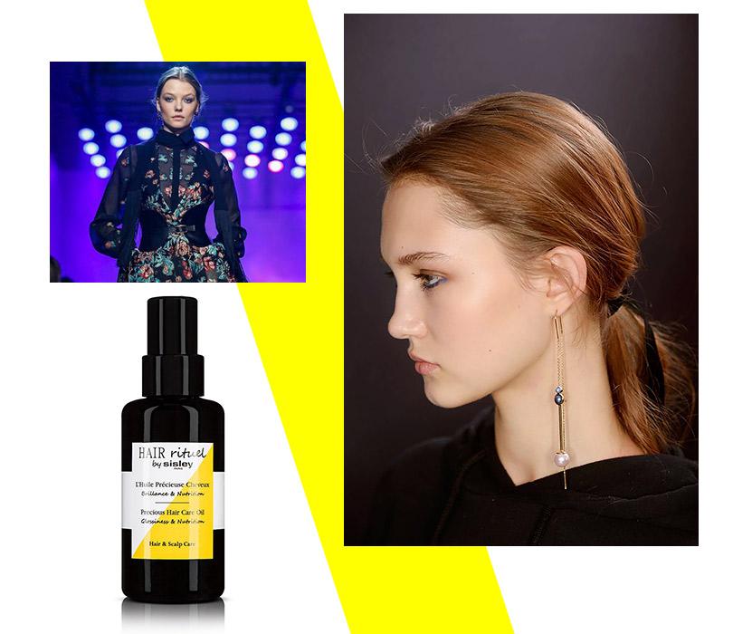 Драгоценное масло для питания иблеска волос Hair Rituel, Sisley