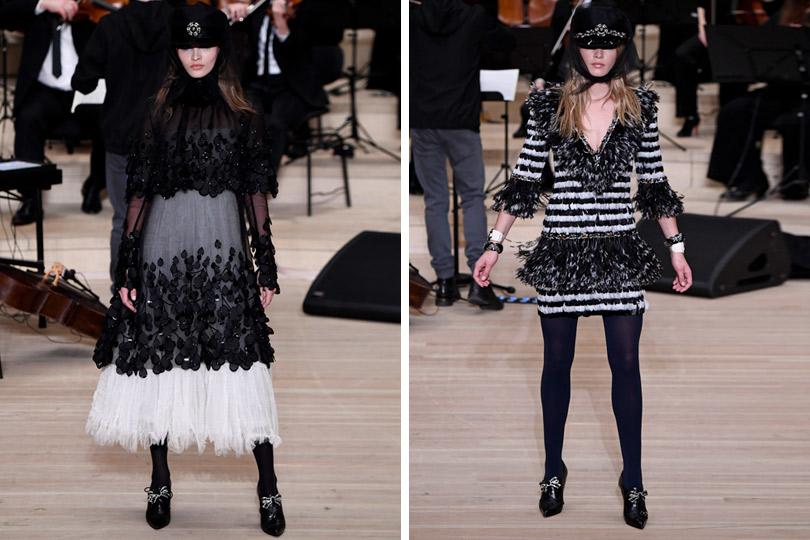 Показ Chanel Métiers d'Art Paris— Hamburg вЭльбской филармонии