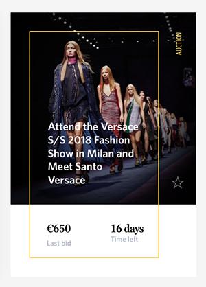 Responsible Luxury: билеты напоказы Недели моды вМилане продаются саукциона