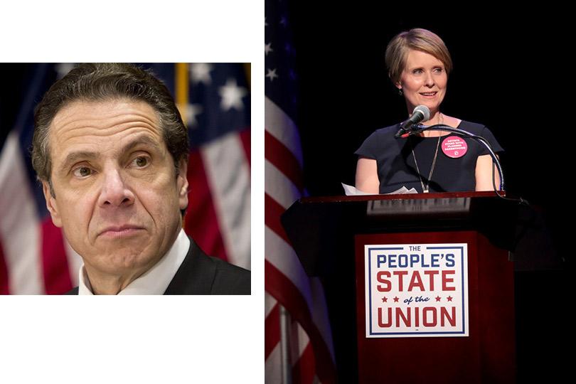 Звезда «Секса вбольшом городе» баллотируется напост губернатора штата Нью-Йорк