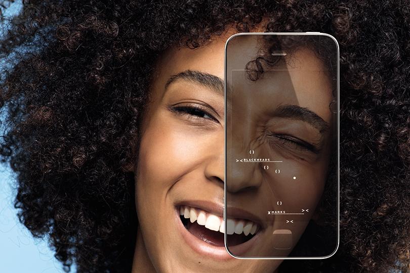 Видит насквозь: La Roche-Posay запустили приложение для диагностики акне Effaclar Spotscan, которое не нужно скачивать