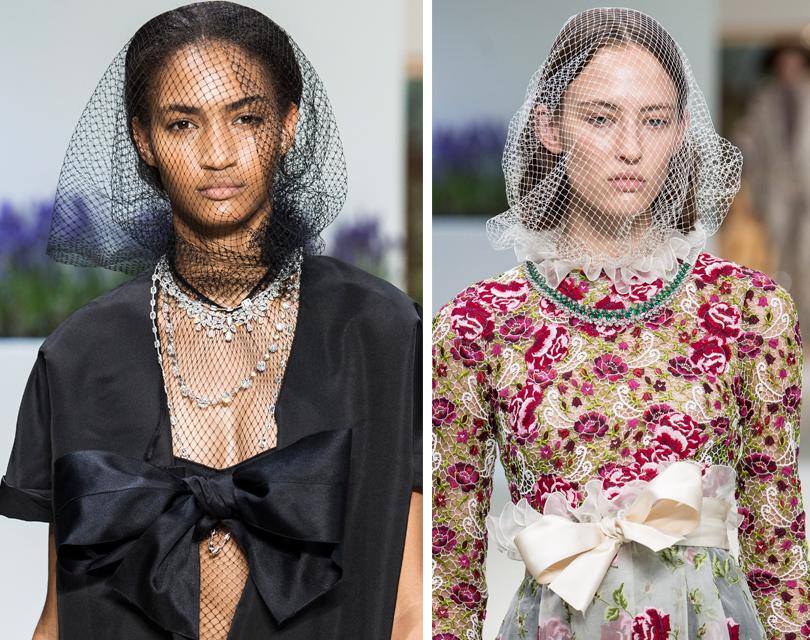 Идеальная пара: драгоценности Chopard Haute Joaillerie нашоу Giambattista Valli Couture