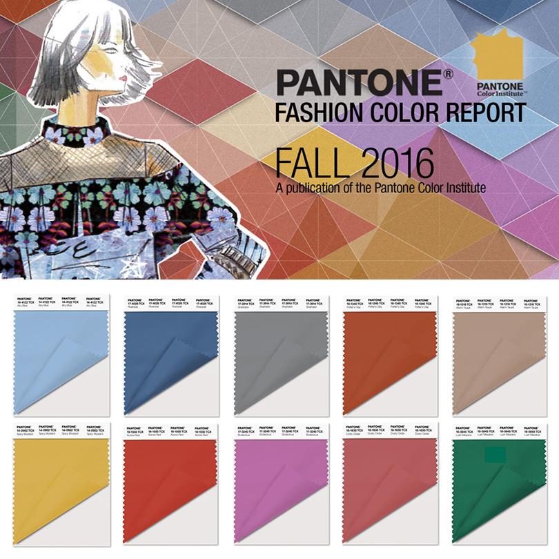 Дизайн & Декор: осенние тренды в интерьере. Цвета сезона