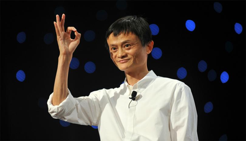 Men inPower: верхом наслепом тигре. Основатель Alibaba ДжекМа
