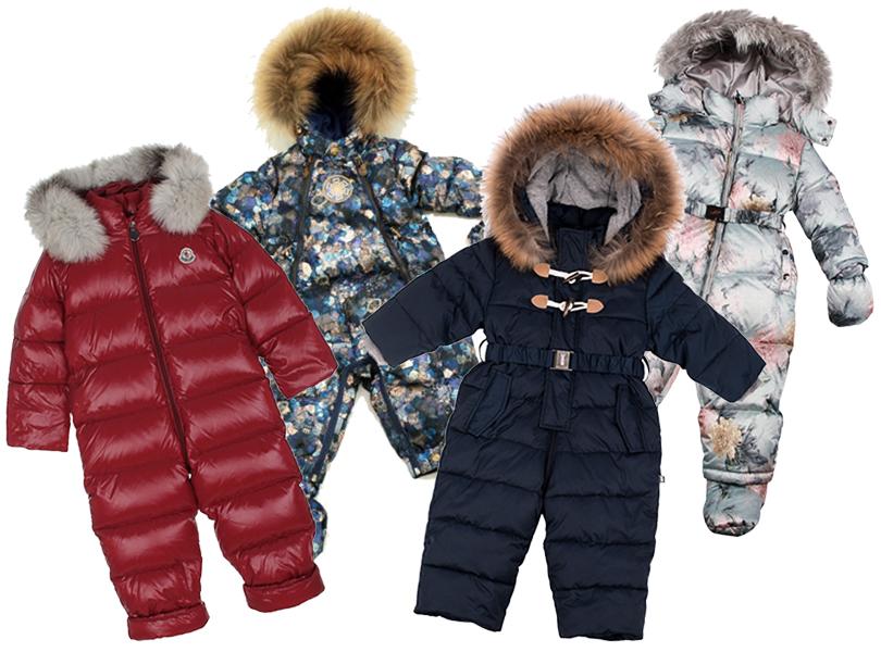 Posta Kids Club: как выбрать зимнюю одежду для ребенка. Пуховые комбинезоны Moncler («Кенгуру»), Arctiline (Mothercare), Gulliver, Noble People (Beba Kids)