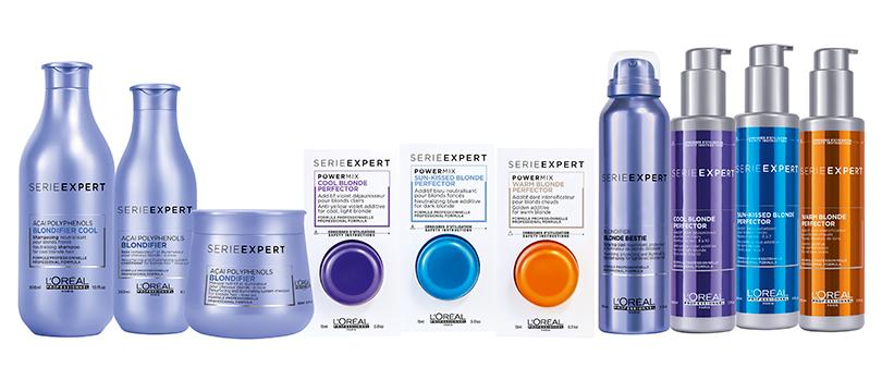 В выгодном свете: L'Oréal Professionnel выпустили 10 новых продуктов для блондинок