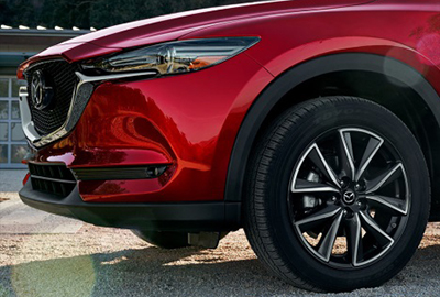 5причин присмотреться кновой Mazda CX-5. Причина №1: острая актуальность