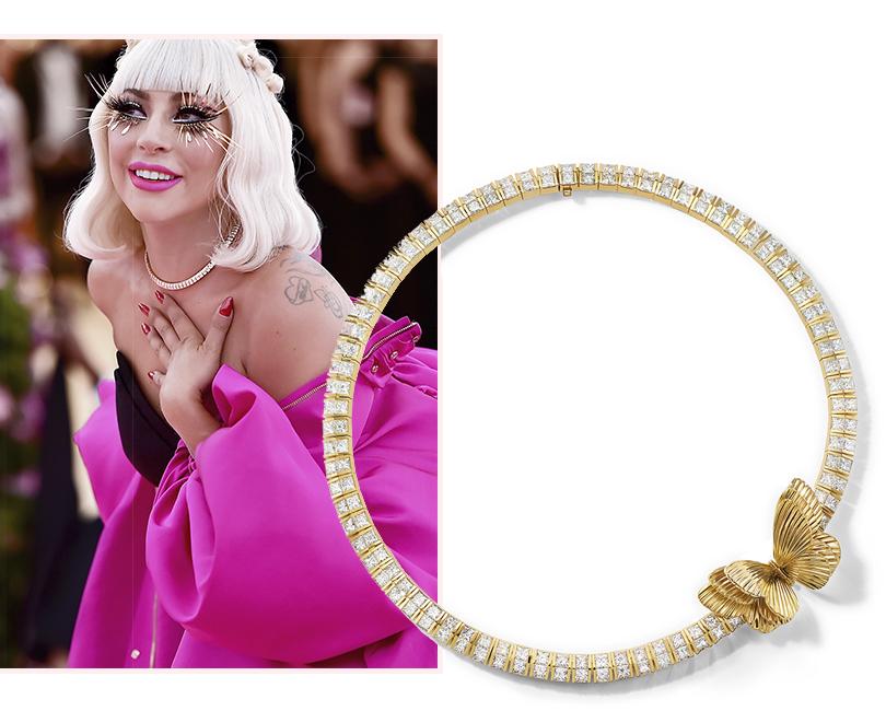 Бал Института костюма – 2019: Леди Гага