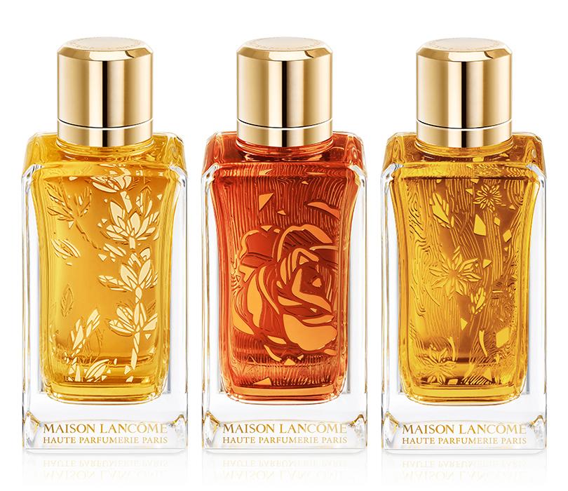АромаШопинг: эксклюзивная коллекция ароматов Maison Lancôme Grand Cru в ГУМе