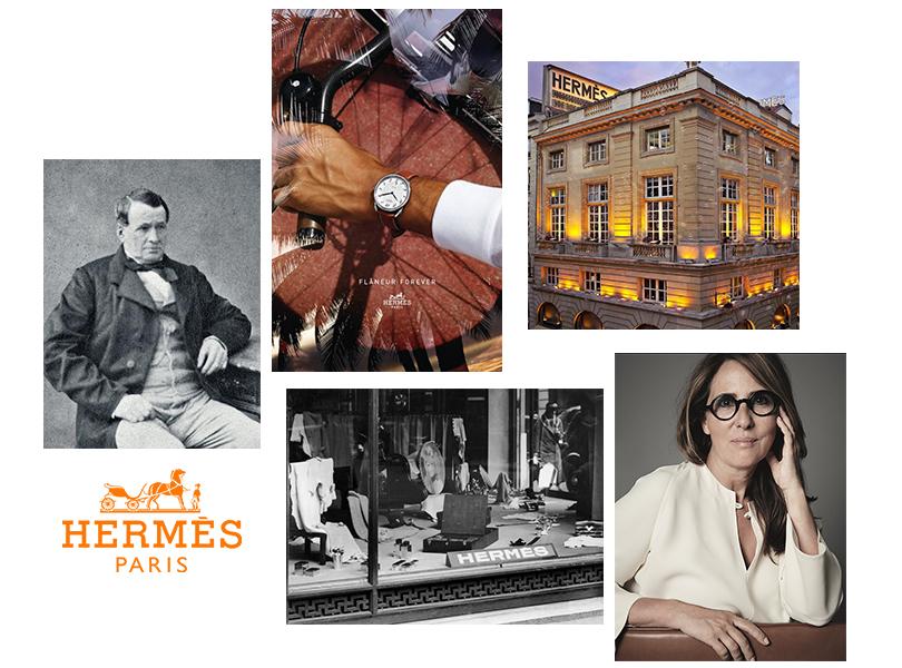 Модный дом Hermès