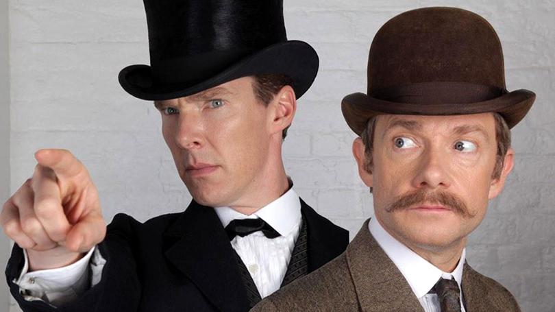 Телесериал науикенд: что лучше всего смотреть нановогодних каникулах? «Шерлок» (4сезон) с1января наПервом канале