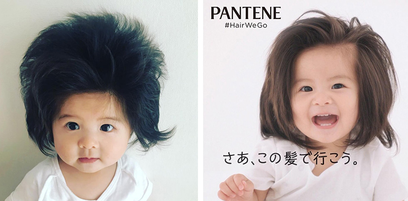 Хороший старт: годовалая малышка Чанко стала амбассадором бренда с мировой известностью