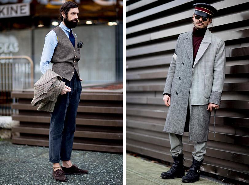 Men inStyle: основные тренды мужской моды навыставке Pitti Uomo 93во Флоренции