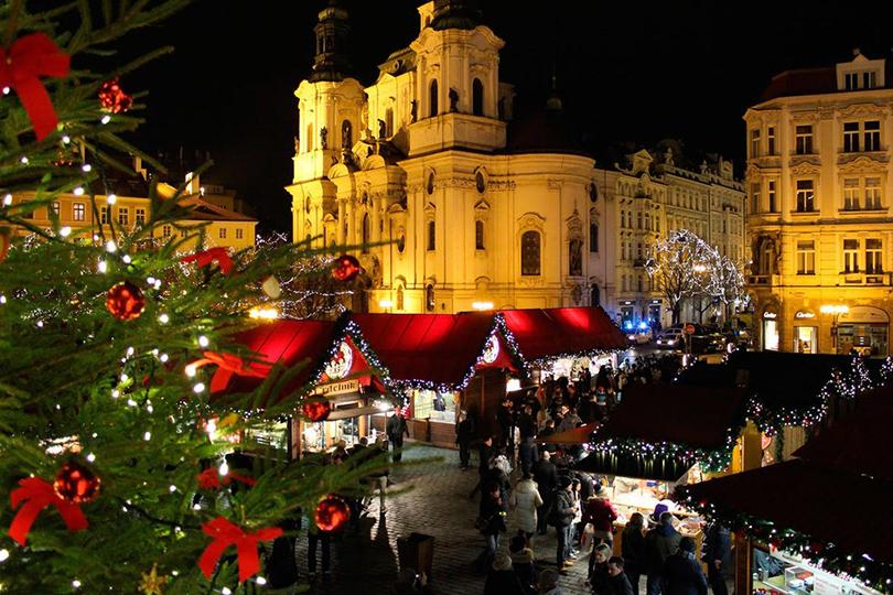 Куда поехать зимой: Прага без туристов и спешки