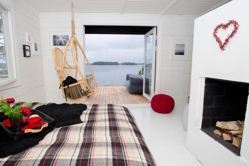 Посторонним вход воспрещен: вблизи Финляндии откроется женский остров-курорт