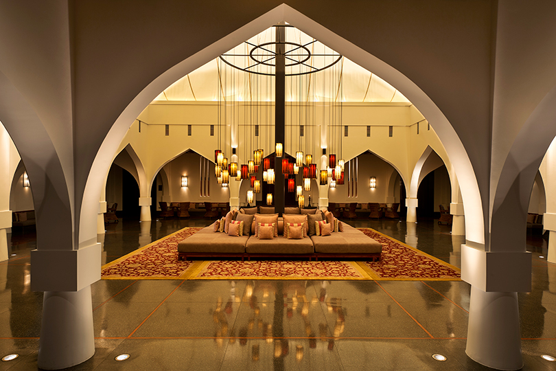 Куда поехать на майские: 7 ночей по цене 5 в оманском отеле The Chedi Muscat